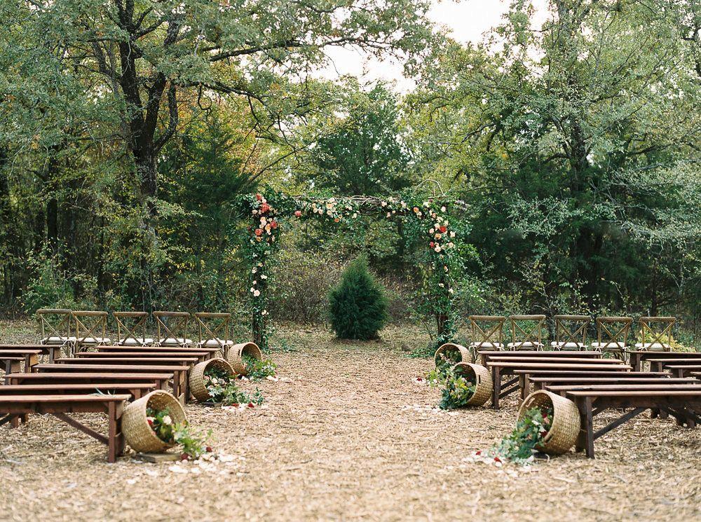 The Grove Wedding Venue Aubrey Texas C&S Wedding