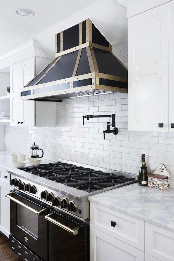 Black Hardware Kitchen Cabinet Ideas The Inspired Room Kitchen Remodel Kitchen Design Kitchen Renovation