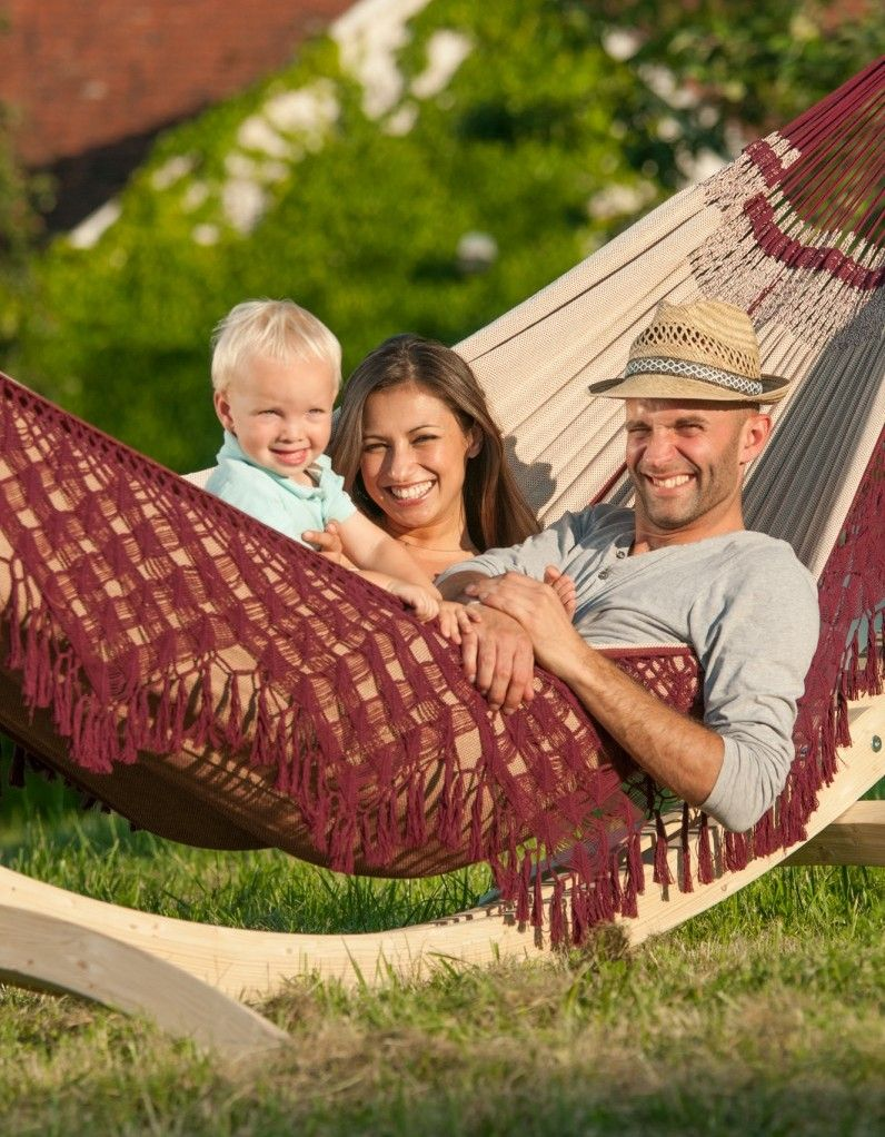 we offer 27 total hammocks considered family or over sized for more than 2  people, fun times! Check out the amazing variety or colors, fabrics and  styles ... - Let The Whole Gang In On The Fun And Relaxation! Http://www