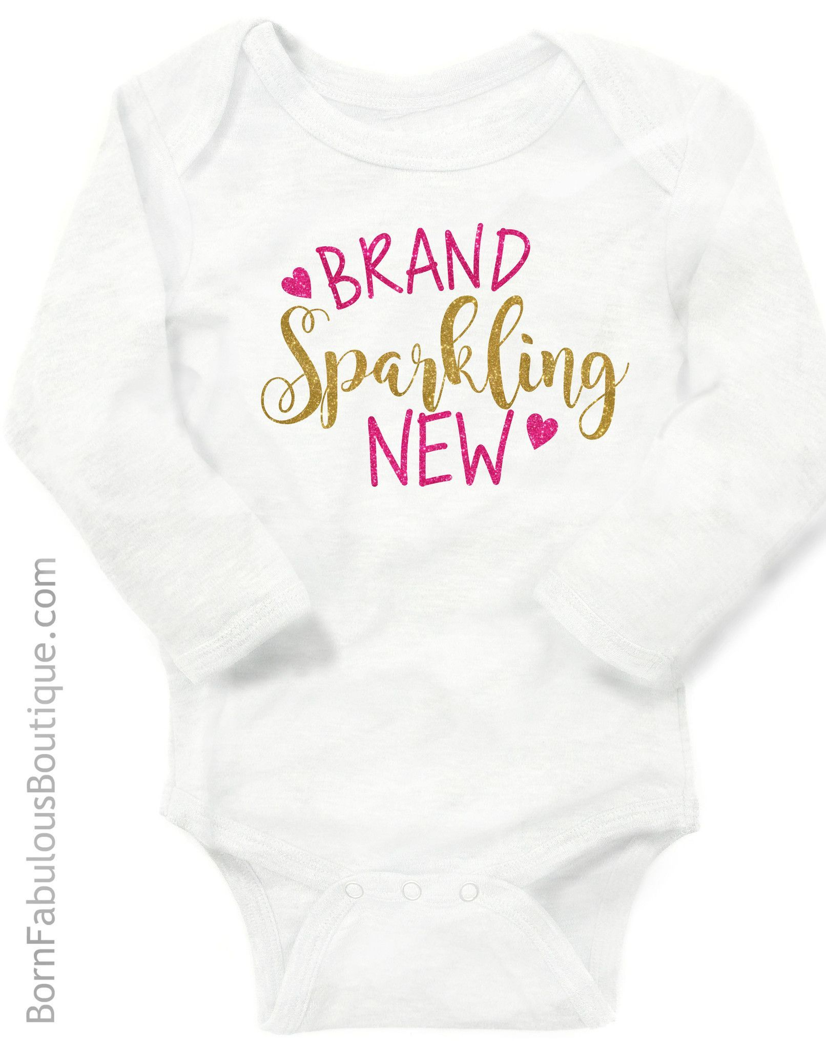 Brand sparkling new baby girl onesie baby girl gonsalez personalized baby clothes aunt gift auntie by bornfabulouskids negle Image collections
