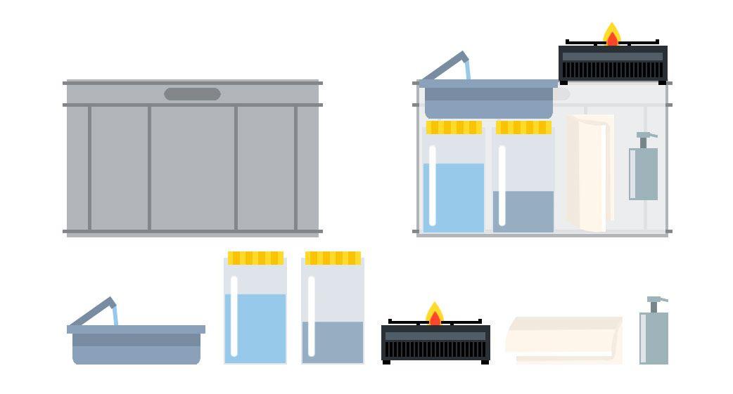 wassertank im wohnmobil fehler beim einbau vermeiden wohnmobil ausbau pinterest. Black Bedroom Furniture Sets. Home Design Ideas