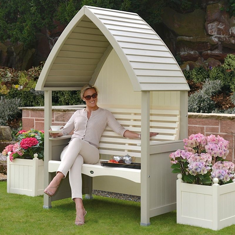 Brilliant 45 Garden Arbor Bench Design Ideas Diy Kits You Can Build Bralicious Painted Fabric Chair Ideas Braliciousco