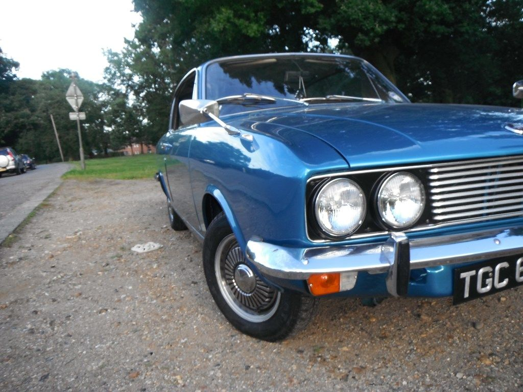 1968 SUNBEAM RAPIER for sale | Classic Cars For Sale, UK | Cars Id ...