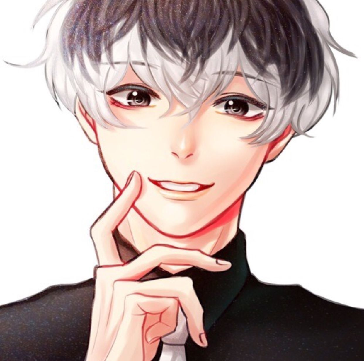 Gorgeous Ghoul😇😇😇😇💖💖💖💖💖💖   Gorgeous 2D guys