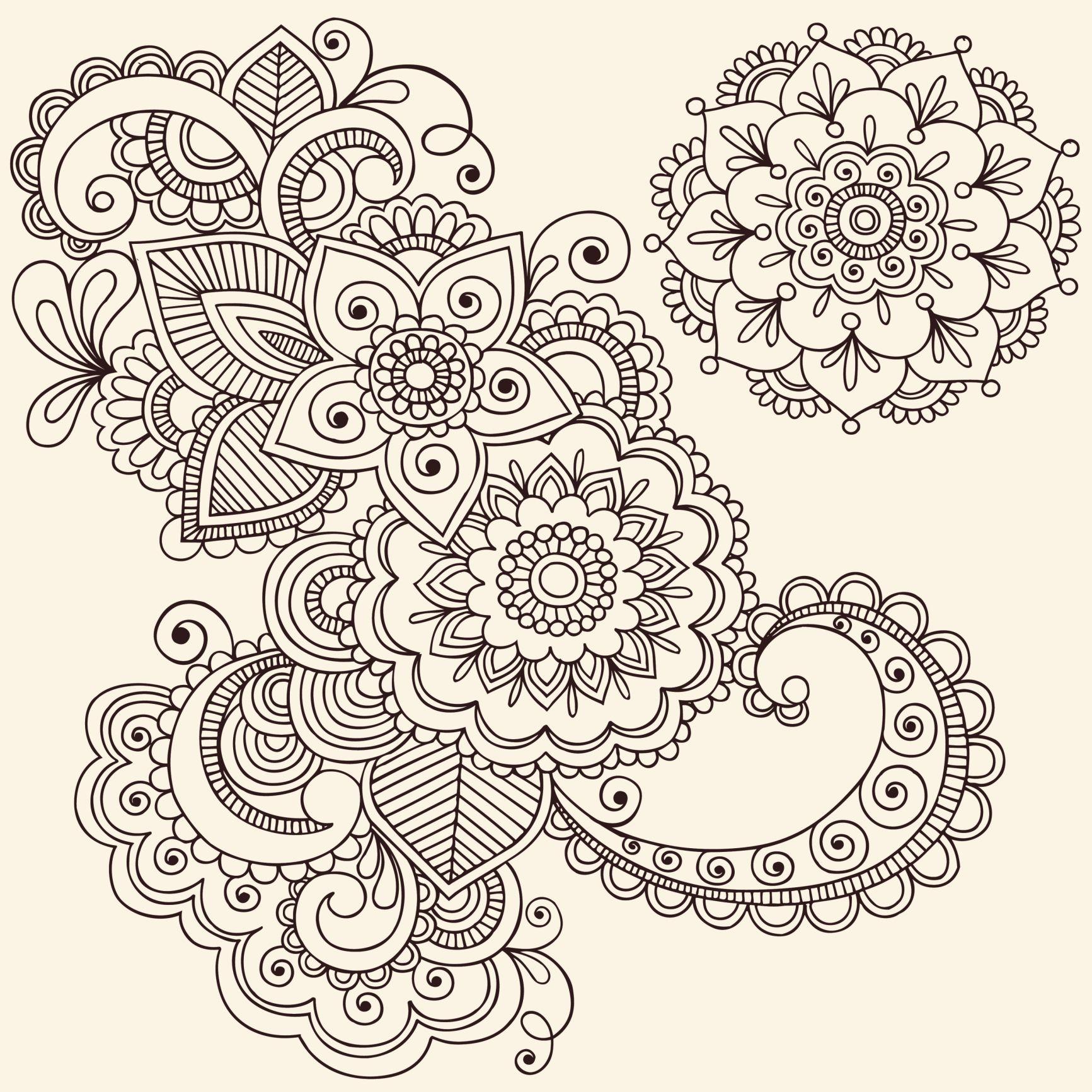 mandalas blanco y negro - Buscar con Google | Zentangle | Pinterest ...