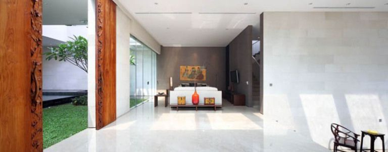 static house jakarta indonesia tws and partners 6 The Stunning Static House in Jakarta, Indonesia [30 pics]
