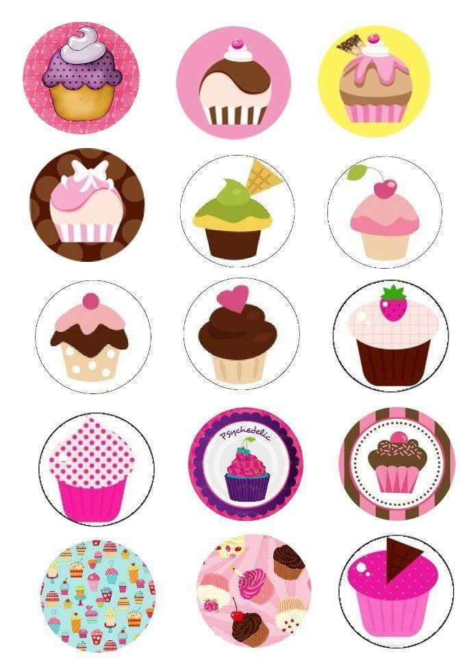 Картинки топперы шаблон для торта