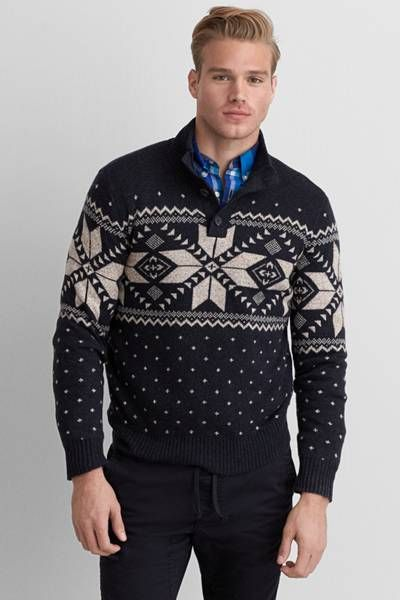 AEO High Plains Sweater by AEO | Timeless and versatile, ready for ...