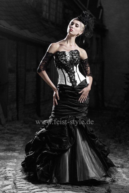 Robe de mariee baroque vintage