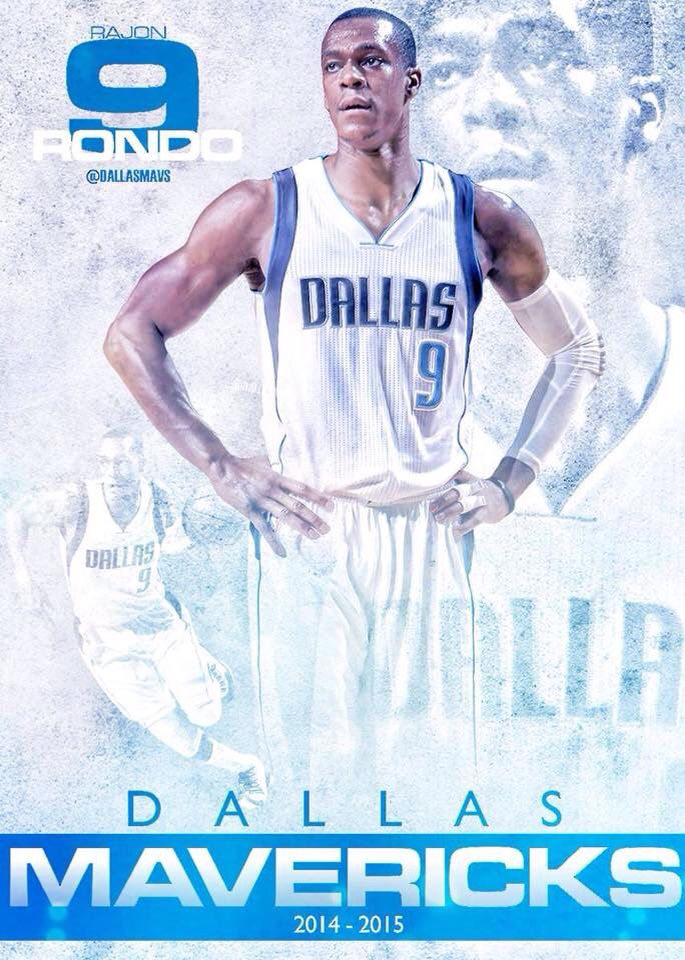 DALLAS MAVERICKS — With the addition of four-time All-Star point guard Rajon Rondo to bolster their backcourt, the Dallas Mavericks figure to feature one the most potent starting lineups in the NBA | #Dallas #Mavericks #Mavs #NBA