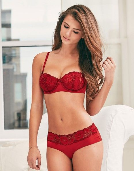 THE BEST Adore Me lingerie yet! Rhiannon Push-Up on AdoreMe | PJs ...