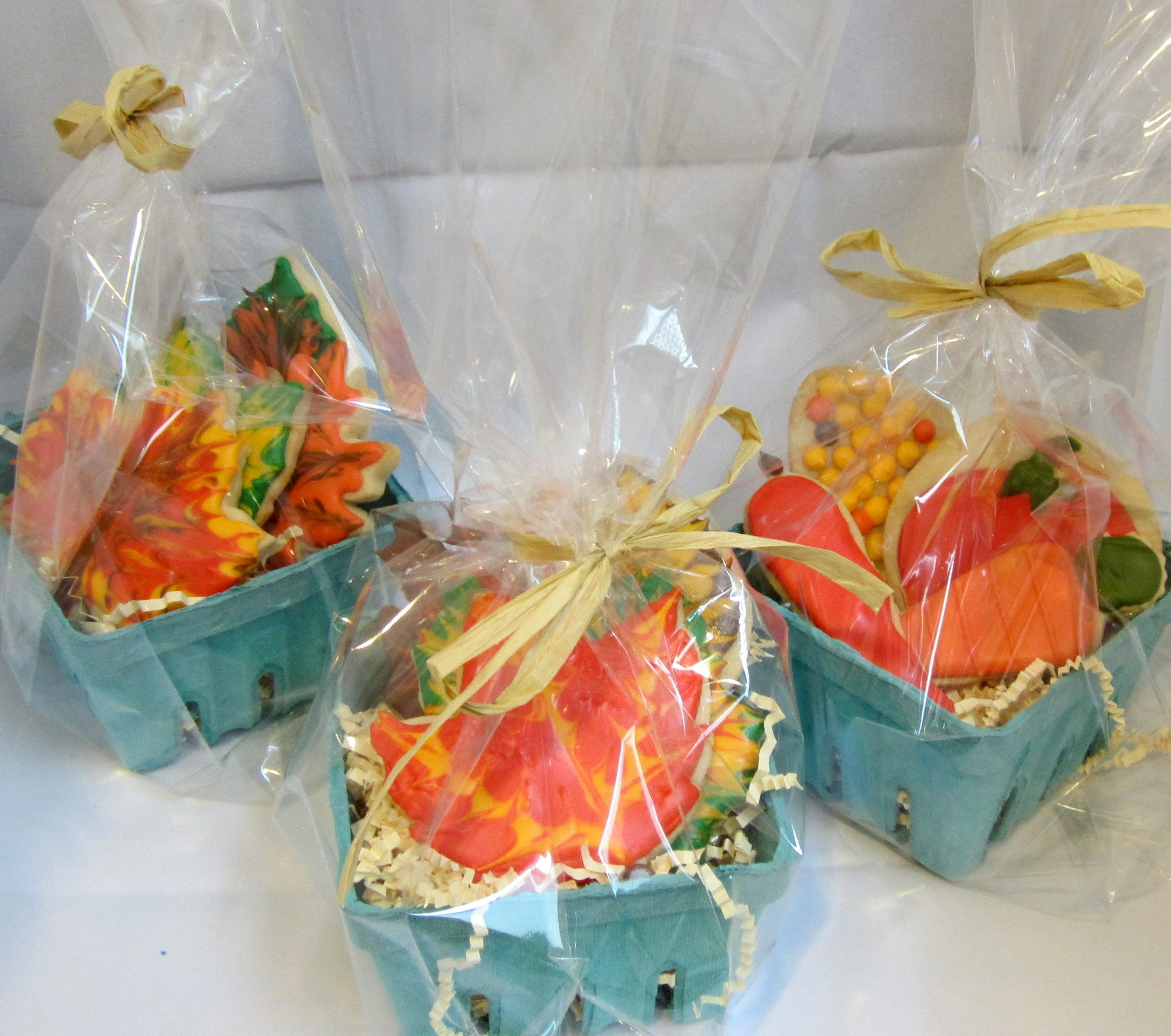 Fall Harvest Cookies With Images