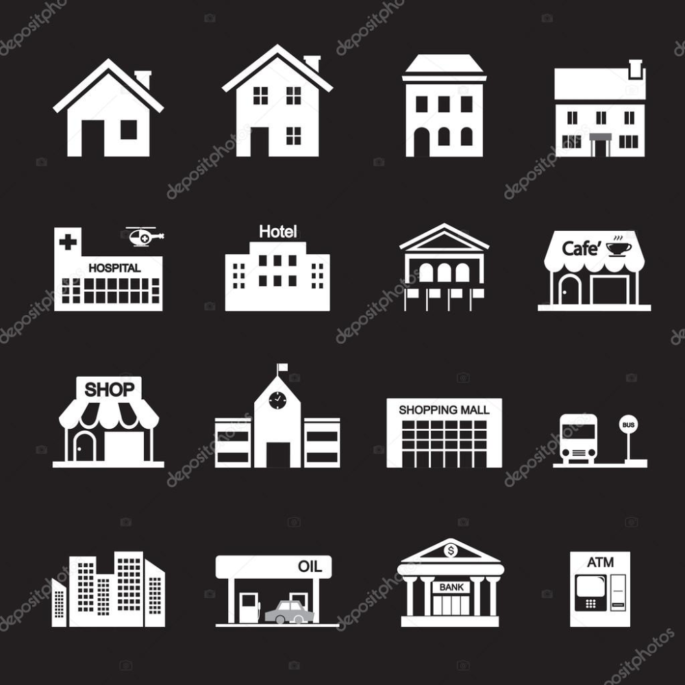 Iconswebsite Com Download Free Vecor Free Icon No Attribution Required Building Icon Building Icon Free Icons Business Icon