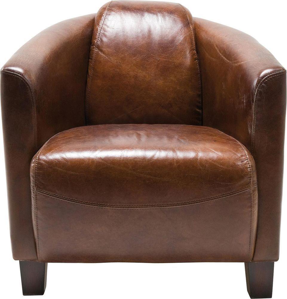 details zu sessel mason kuhfell braun weiss clubsessel loungesessel ledersessel kuh neu dream. Black Bedroom Furniture Sets. Home Design Ideas