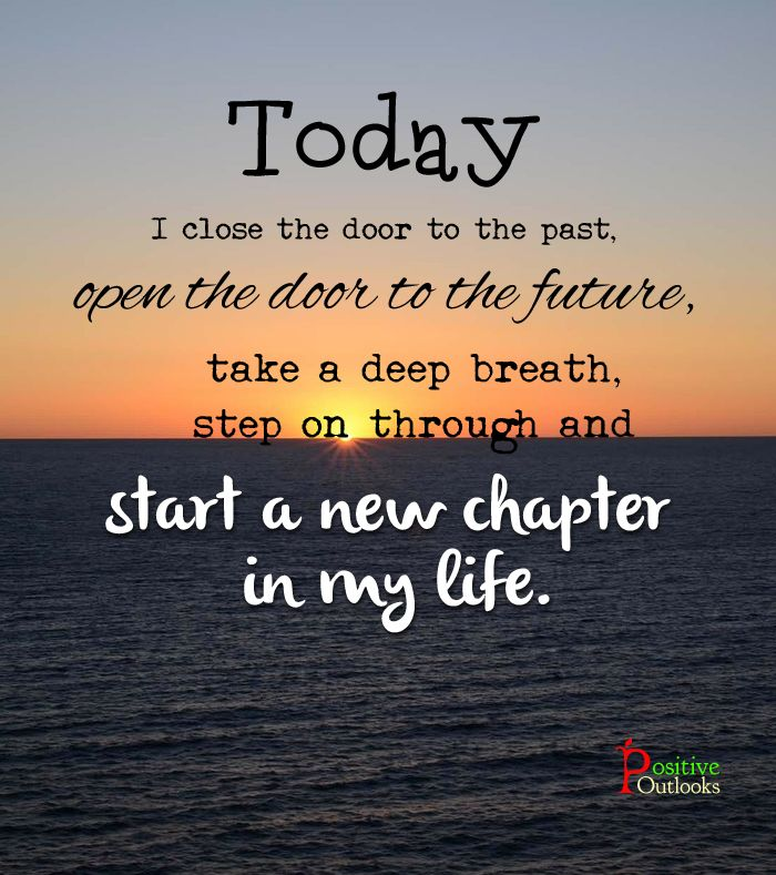 Starting A New Chapter In Your Life Job quotes, New job