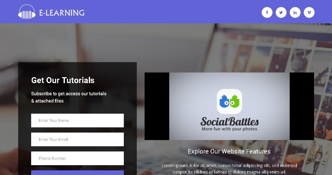 Online Learning Website Affordable Website Design Marketing Solution Internet Marketing