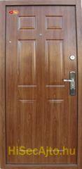 Golden Oak HiSec security door to apartment building- Gold …