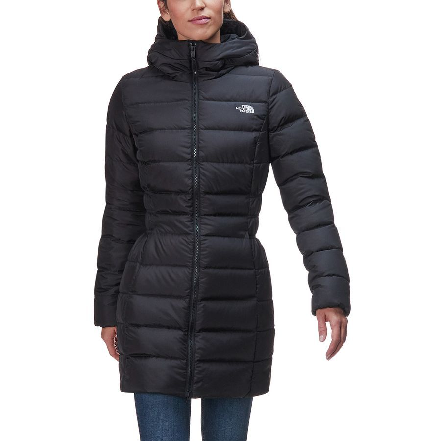 The North Face Gotham Ii Hooded Down Parka Women S Tnf Black North Face Outfits North Face Jacket Womens Long North Face Jacket [ 900 x 900 Pixel ]