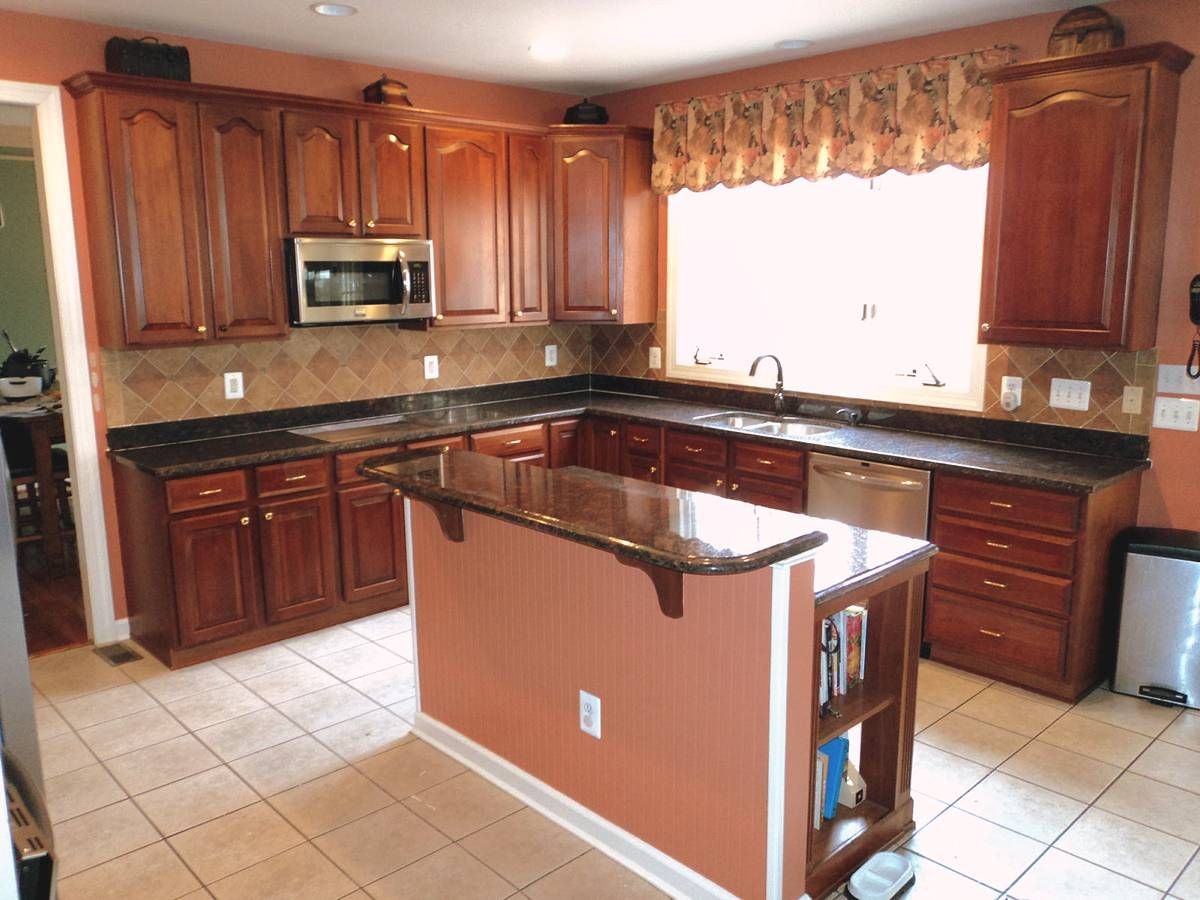 granite countertops ideas for kitchen