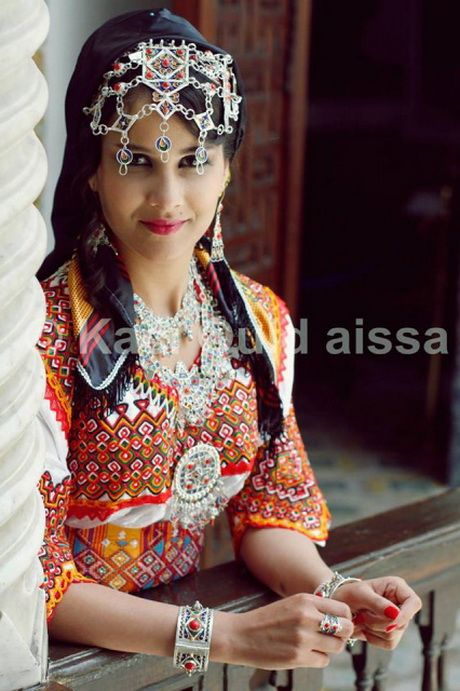 Rob kabyle moderne 2015 … robes kabyles Tradi…