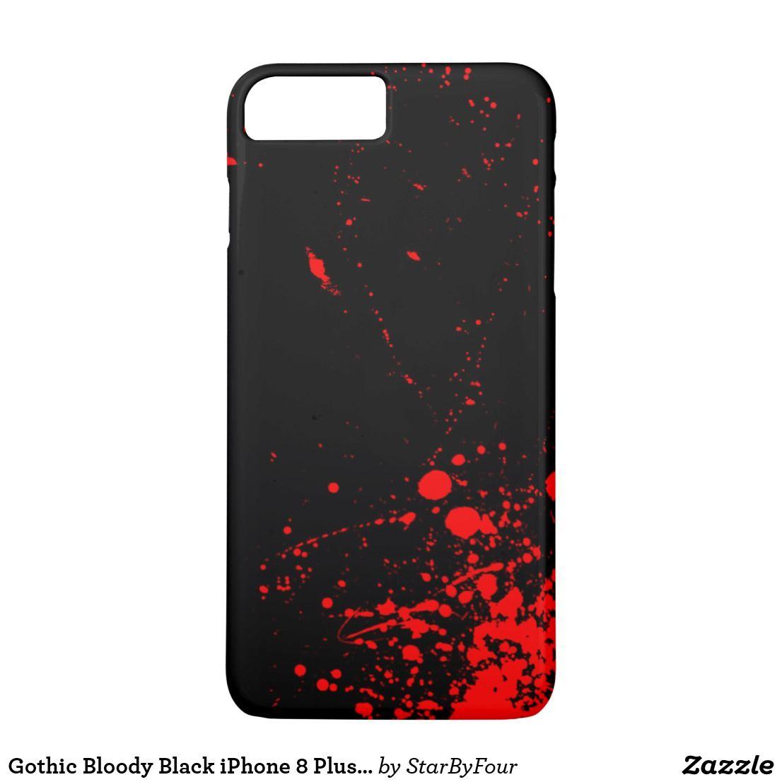 goth iphone 8 plus case