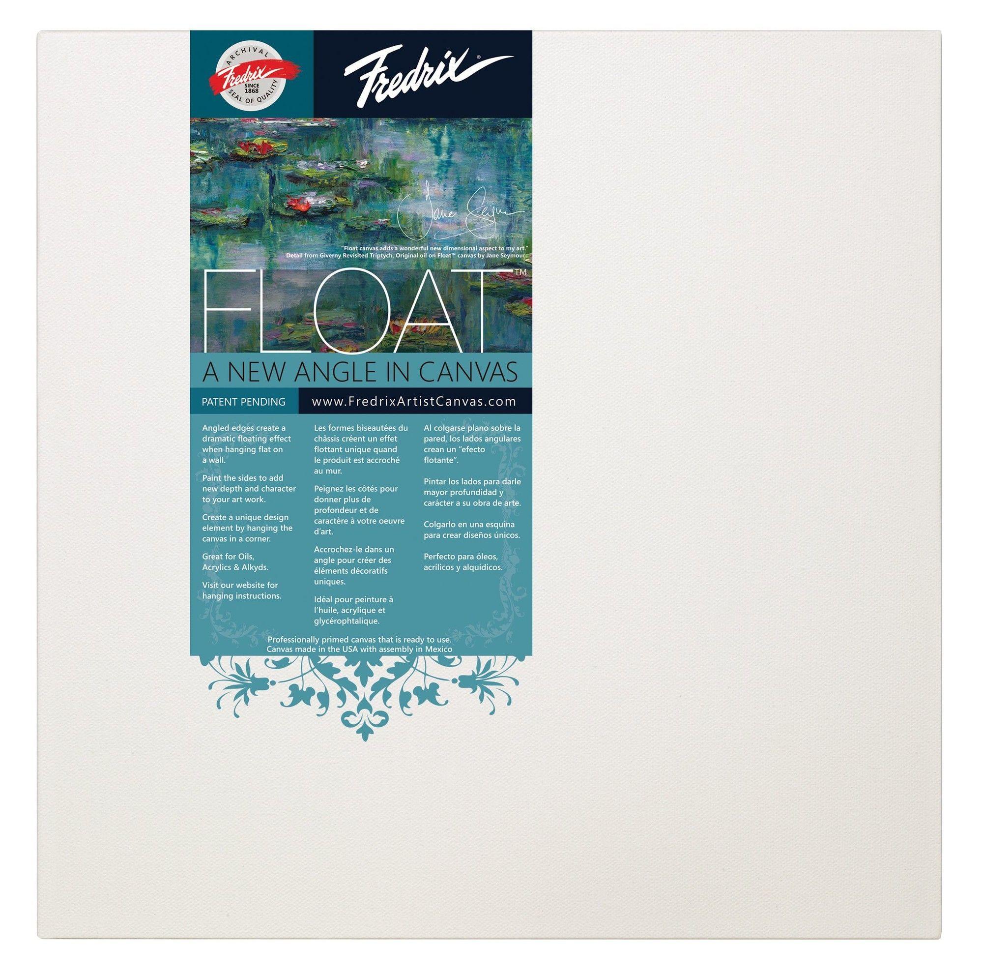 Float Canvas (Set of 3)