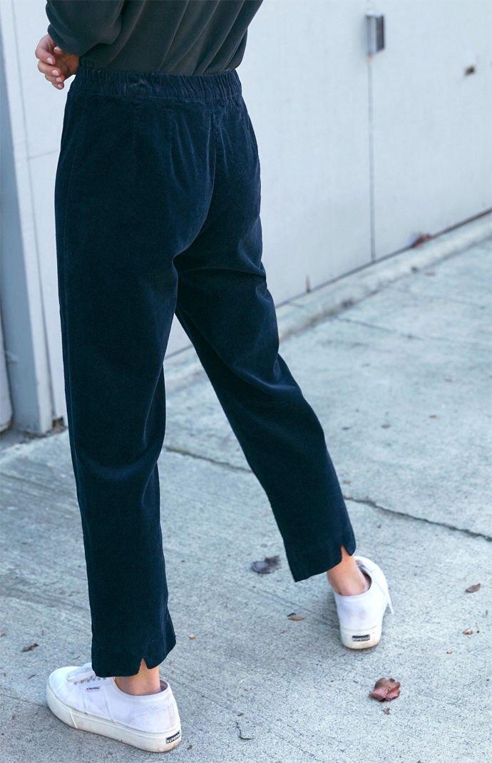 skate shoes 2019 factory price discount for sale John Galt Corduroy Pants - Navy 1Sz   Products