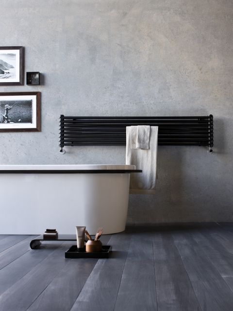 Loop Towel Radiator Bathroom Ideas Pinterest Bathroom