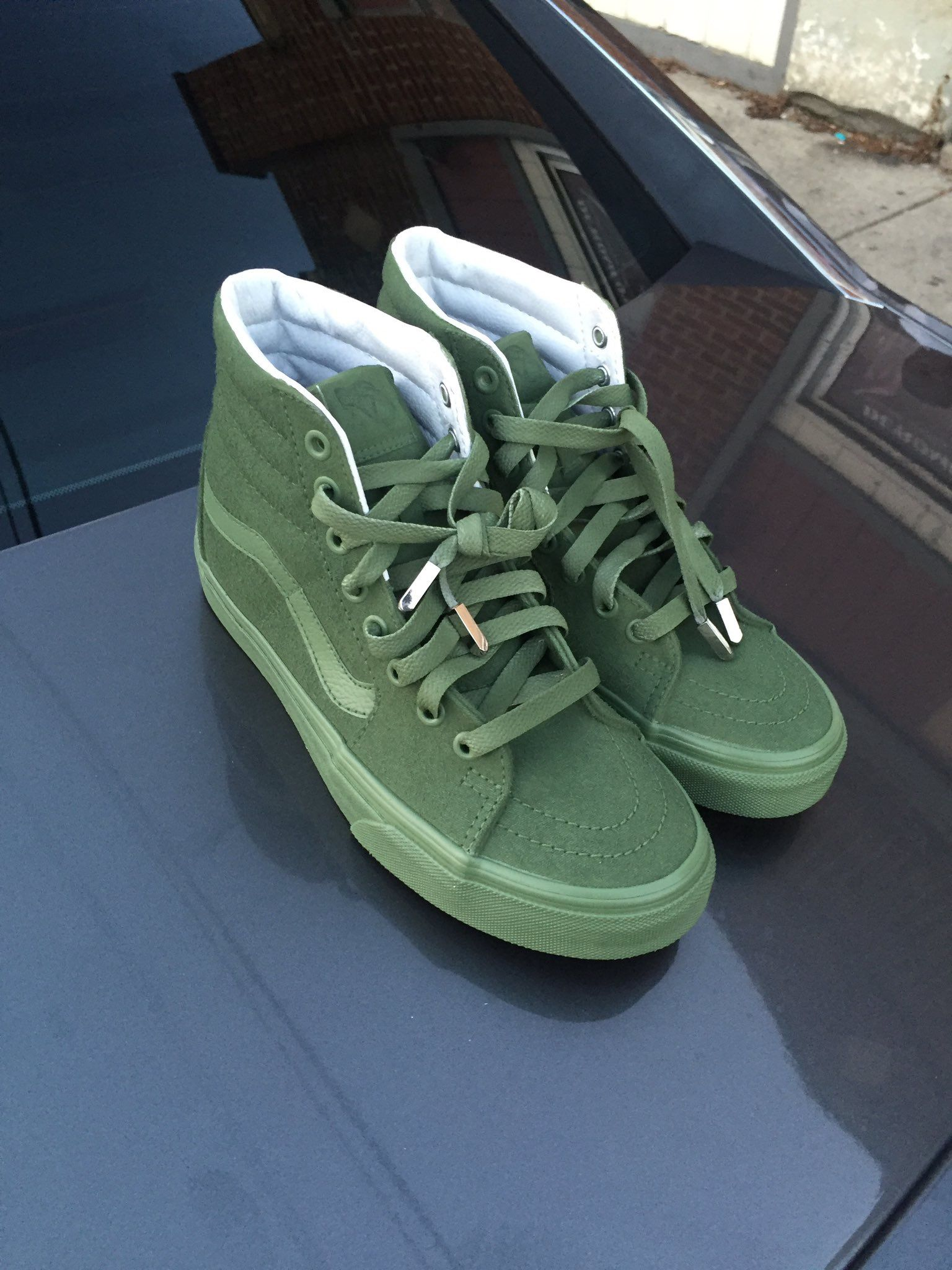 green vans