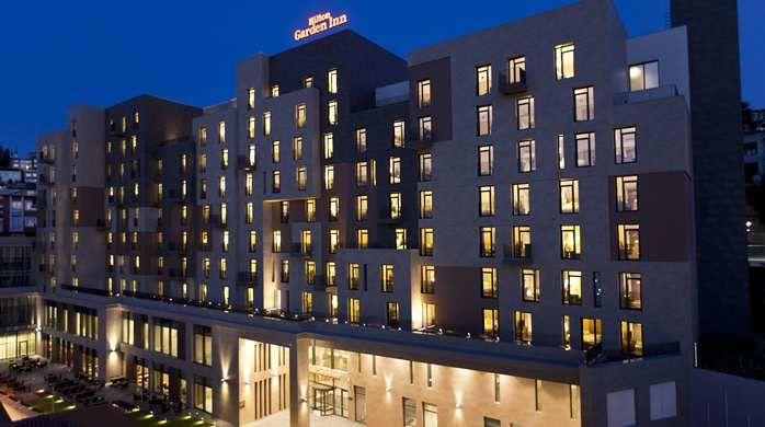 Hilton Garden Inn Istanbul Golden Horn Turkey Exterior With