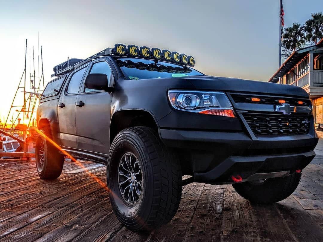 A New Exclusive Project Review Of Lifted Chevy Colorado Zr2 Overland Built By Ryan Is Now Live At Offroadium Specs Technical Characteristics And Interview W In 2020