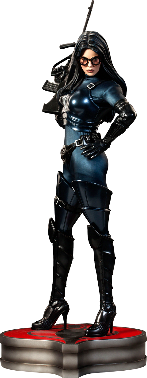 G.I. Joe Baroness - Classic Version Premium Format Figure