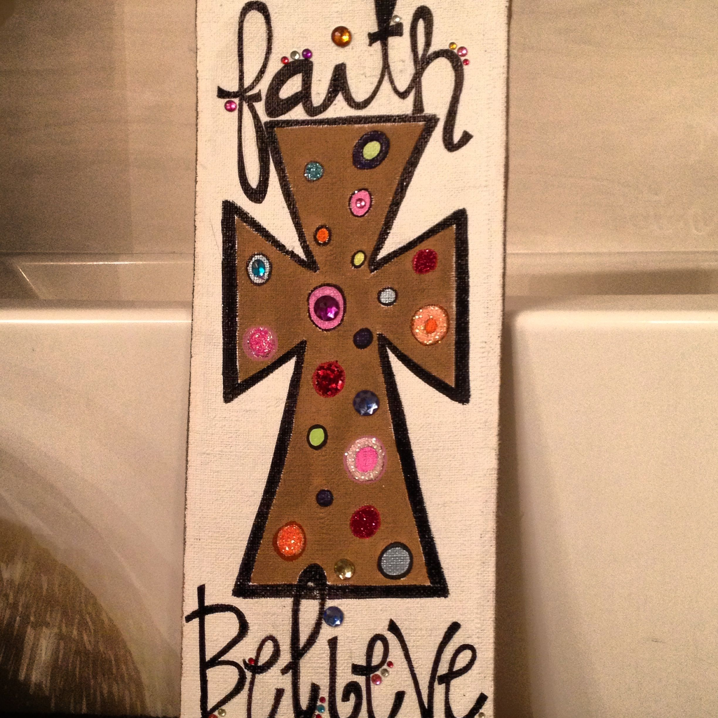 #Cross #Mycrafts