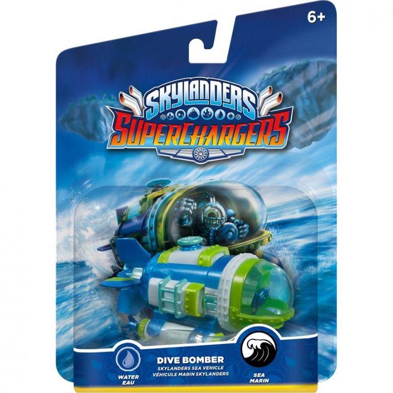 Unique Skylanders Superchargers Game