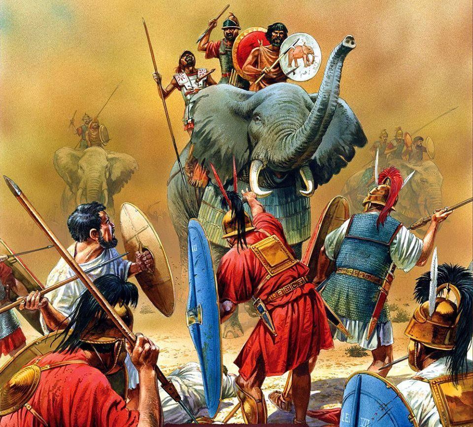 the punic wars The first punic war (264 to 241 bc) was the first of three wars fought between ancient carthage and the roman republic for 20 years, the two powers struggled for.