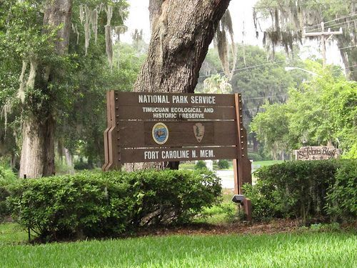 The 10 Best Tourist Attractions in Jacksonville: Fort Caroline National Memorial