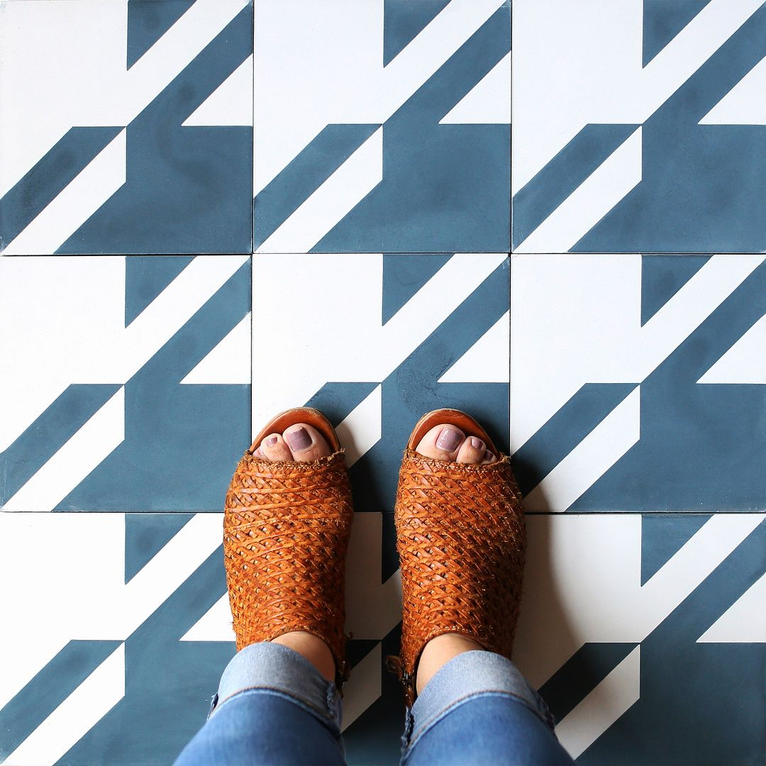 indigo | tile fun | Pinterest | Tile patterns and Cement