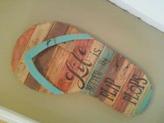 Great for your Beach House or your Beach themed room!!!