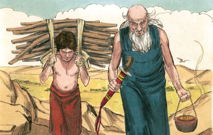 Teaching Skit: The Offering of Isaac / God Tests Abraham