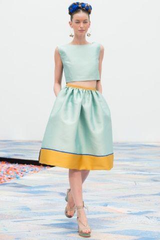 Sfilate Tia Cibani Collezioni Primavera Estate 2014 - Sfilate New York - Moda Donna - Style.it