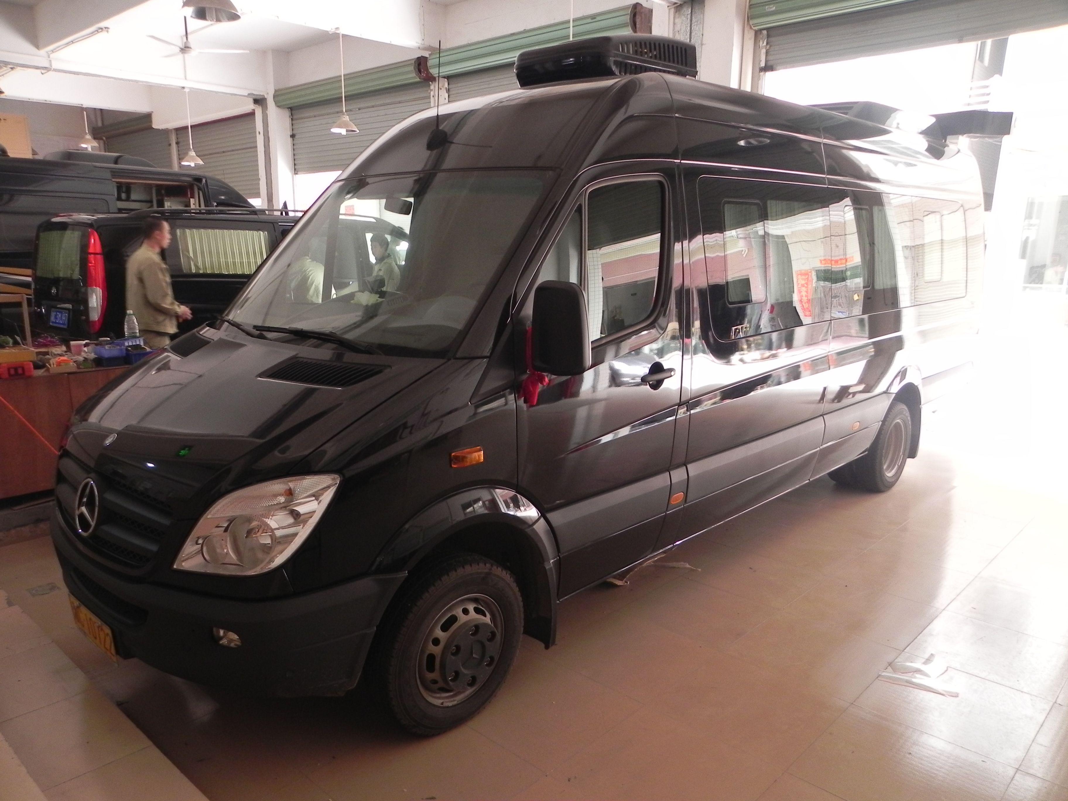 Van Air Conditioning Refit Trucks Van Cab