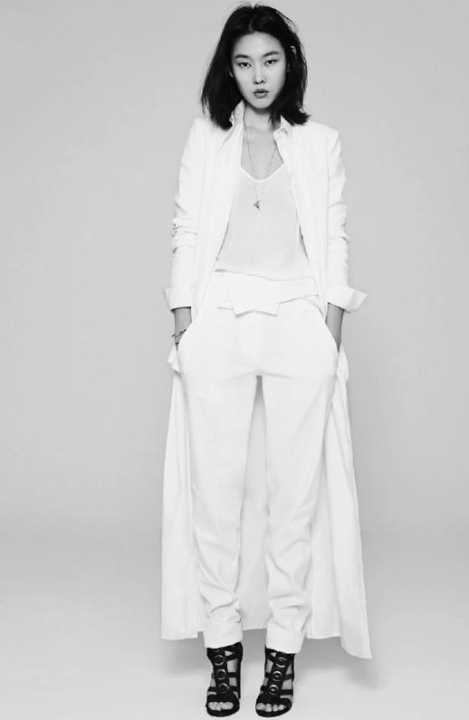 LE FASHION BLOG EDITORIAL WHITE ON WHITE MARIE CLAIRE KOREA MESSY ...