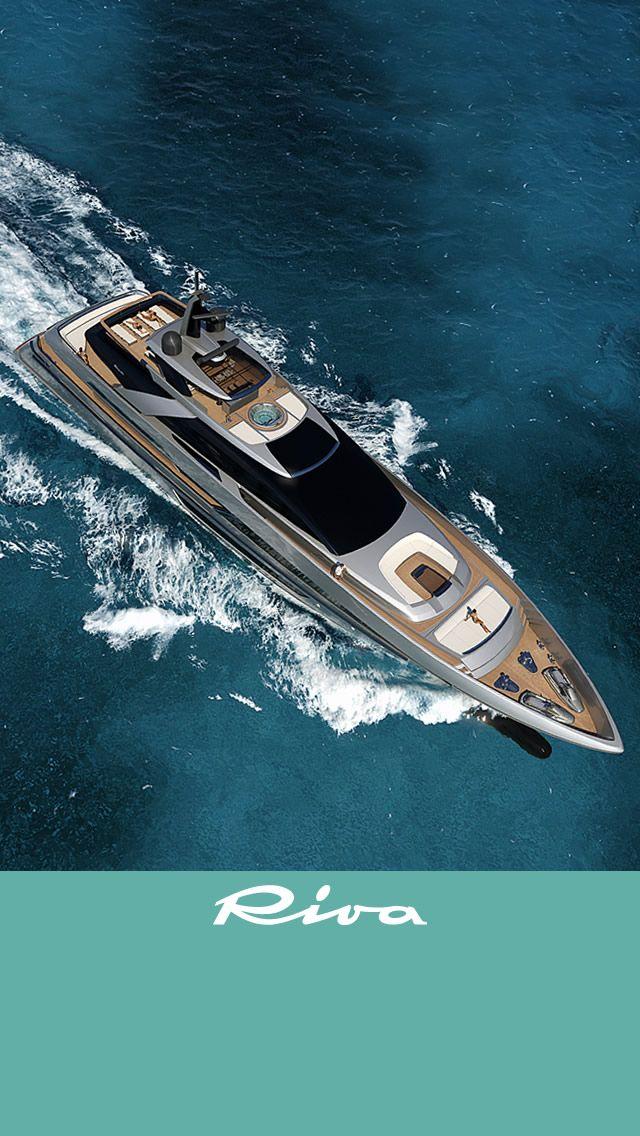 Riva Yacht Madeinitaly Luxury Wallpaper Iphone Smartphones 50mt Yacht Boat Yacht Boat