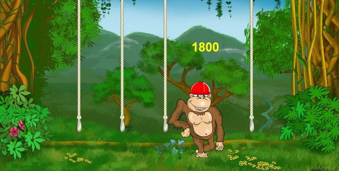 как выиграть в автоматы обезьянки