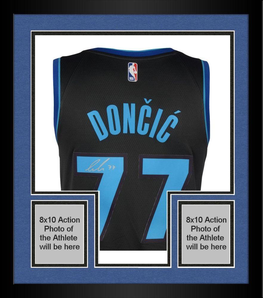 9e7d8d0f6 Autographed Luka Doncic Mavericks Jersey Fanatics Authentic COA  Item 9213608  sportsmemorabilia  autograph  basketballjersey