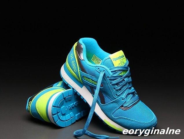 Buty Damskie Reebok Gl 6000 M43275 R 34 5 40 5 5860853980 Oficjalne Archiwum Allegro Reebok Brooks Sneaker Sneakers
