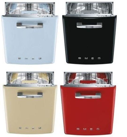 smeg now makes dishwashers u2014 design news