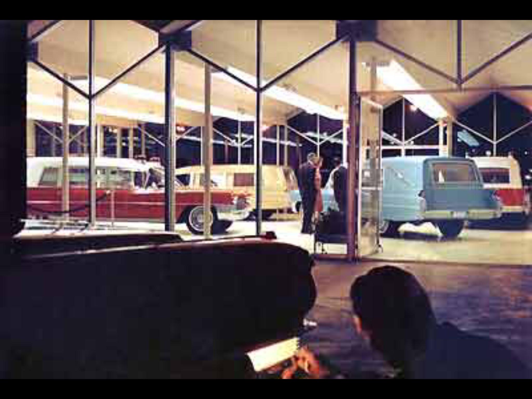 1960 Cadillac He Ambulance Dealership