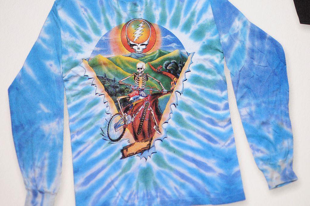 e305852a7cd grateful dead mountain bike shirt