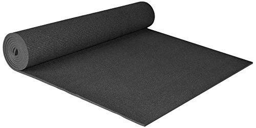 Yogaaccessories Extra Wide 1 4 Deluxe Yoga Mat Black Extra Long Yoga Mat Yoga Mat Yoga Mats Best